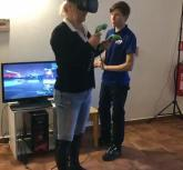 VR kick-off party